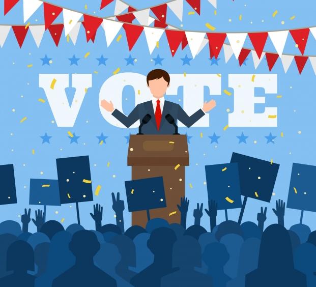 Ações de pré-campanha eleitoral